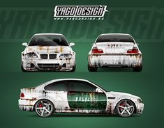 """Check out new work on my @Behance portfolio: """"BMW-E46-Coupe-M3-by-Yagodesign-2018"""" http://be.net/gallery/65216943/BMW-E46-Coupe-M3-by-Yagodesign-2018"""