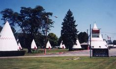WigWam Motel.. Kinda like the Cozy Cone in Cars!   Location:  Cave City, Barren Co - KY