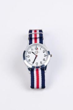 Hemingway Miltary Watch