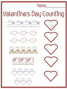 1000 images about february worksheets on pinterest worksheets valentines day and addition. Black Bedroom Furniture Sets. Home Design Ideas