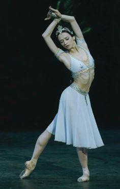 Svetlana Lunkina, Principal with the National Ballet of Canada