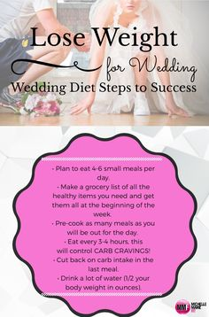Lose Weight For Wedding with these diet and workout tips. Free 2 Week Wedding Workout in this post. Chicken Diet Recipe, Diet Soup Recipes, Healthy Foods To Eat, Healthy Snacks, Healthy Recipes, Diet Food List, Diet Menu, Make A Grocery List, Diet Motivation Quotes