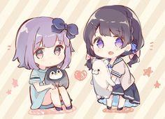 Naruto Chibi, Chibi Manga, Chibi Bts, Cute Anime Chibi, Anime Girl Cute, Kawaii Chibi, Kawaii Anime Girl, Kawaii Art, Anime Naruto