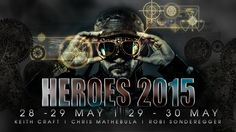 Heroes Men's Conference is a time where like-minded men rally together under one roof to be inspired and equipped! It is an opportunity to grow, and become the men God wants them to be.
