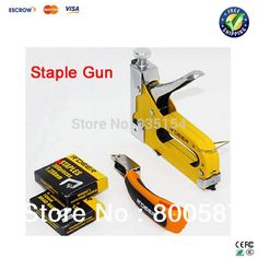 (33.73$)  Know more - http://ai71u.worlditems.win/all/product.php?id=1941310512 - Nail stapler staple gun HR-709 nail puller, book sewer