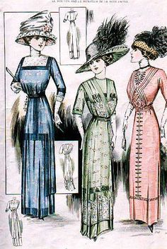 1911 1911 dresses