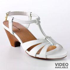 Croft & Barrow Dress Sandals