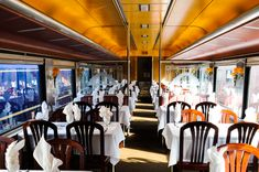 "There's no classier way to see the city than with a whimsical ride on the Queen City's one and only Cincinnati Dinner Train. Here's why it should be on anyone's Cincinnati bucket list… Have you ever been watching an old movie and thought, ""Wow. Train travel looked so luxurious back in the day. I wish I could... Continue reading →"