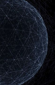 The world, indeed the entire universe, is like a spider's web. If you touch a single thread, the whole web will feel the vibration.