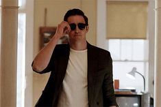 Halt and Catch Fire season2 Lee Pace as Joe MacMillan