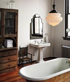 Bathroom decor for your bathroom remodel. Discover master bathroom organization, master bathroom decor ideas, master bathroom tile a few ideas, bathroom paint colors, and more. Bad Inspiration, Bathroom Inspiration, Bathroom Ideas, Bathroom Organization, Mirror Bathroom, Bathroom Cabinets, Bathroom Lighting, Remodel Bathroom, Bathroom Renovations