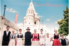 Budapest Hungarian Folk Wedding
