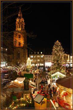Weinachtsmarkt, Heilbronn Germany
