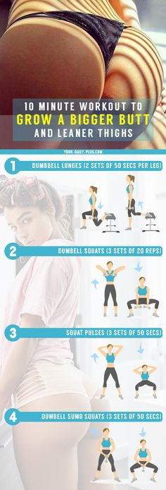 If you want to get thicker and bigger thighs, this workout will absolutley give you results only, if you take consisent action. It has 4 workouts all hitting the major muscle groups of the thigh like the quadriceps femoris which is the four-headed muscle located right in front of the thigh.