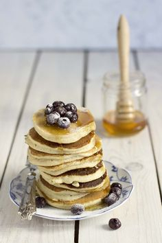 Ricetta pancake americani soffici | Anna On The Clouds