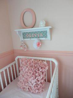 my sweet olivia's crib. (crib by jenny lind)