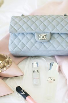grey-classic-chanel-flap-bag