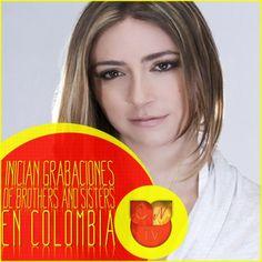 "Critica Novela Tv: Avanza Version Colombiana De ""Brothers And Sisters"" Tv, Women, Move Forward, Venezuela, Television Set"