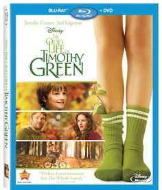 #TimothyGreen | The Odd Life of Timothy Green Prize Pack Giveaway | Ends 11/30