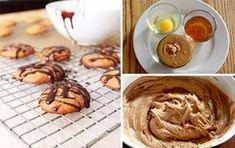 Jednoduchý, rýchly, zdravý recept na arašidové sušienky len z troch ingrediencií: vajce, arašidové maslo a med... keksy, bezgluténový, bez múky, keksíky Med, Peanut Butter, Recipes, Ripped Recipes, Cooking Recipes, Nut Butter, Medical Prescription