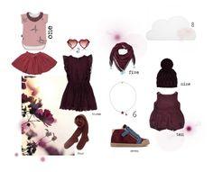 All about burgundy - Paul & Paula