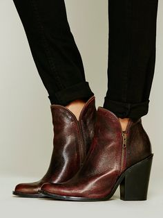 Jeffrey Campbell Sneska 1968 Ankle Boot at Free People Clothing Boutique