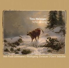 album cover art [01/2015]: tinu heiniger ¦ scho so lang |