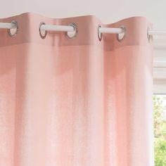 Vorhang Aus Baumwolle Rosa 135 X 250 .