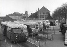 Amersfoort: VHet Busstation (1954)