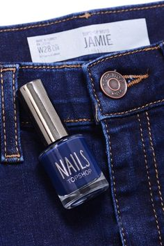 Nails To Match Your Favourite Jeans
