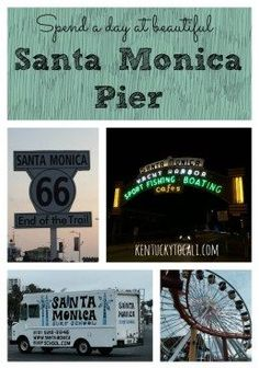 On your next trip to Los Angeles make sure you set aside some time to visit Santa Monica Pier. A beautiful piece of must-see history. Learn To Surf, Just Relax, Time Out, Future Travel, Travel Tips, Travel Ideas, Travel With Kids, Vacation Destinations, Santa Monica
