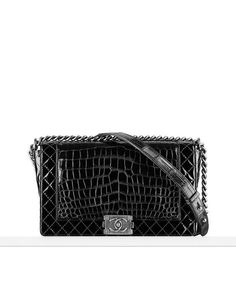 Best Women's Handbags & Bags :   Chanel Boy  Handbags Collection & more details    - #Bags