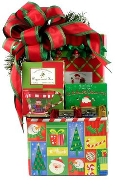 winter wonderland gift baskets for men christmas gift baskets christmas cookies chocolate gift