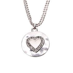 Hultquist Classic Pure at Heart Silver Necklace with Black Diamond Swarovski Crystals | lizzielane.co.uk. http://www.lizzielane.co.uk/shop/hultquist-classic-pure-at-heart-silver-necklace-with-black-diamond-swarovski-crystals £25