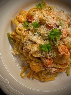 Scampi, Lchf, Risotto, Spaghetti, Curry, Eggs, Pasta, Meat, Chicken