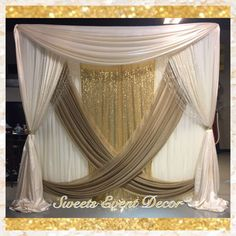 Champagne Gold Colors Wedding Party Ideas | Photo 1 of 5