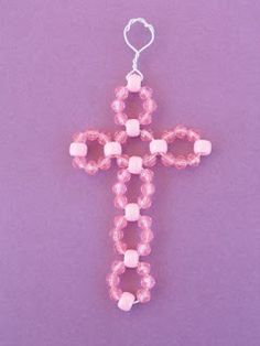 Terry Ricioli Designs: Search results for Beaded cross Pony Bead Patterns, Beaded Jewelry Patterns, Beading Patterns, Bracelet Patterns, Stitch Patterns, Pony Bead Crafts, Beaded Christmas Ornaments, Felt Christmas, Homemade Christmas