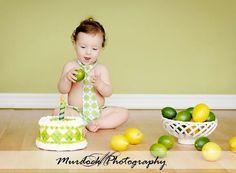 cake smash adorableness