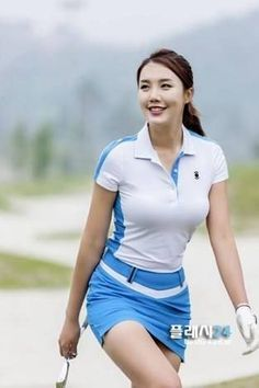 Sports Discover Surprising All About Ladies Golf Ideas. Unutterable All About Ladies Golf Ideas. Girl Golf Outfit, Cute Golf Outfit, Sexy Golf, Girls Golf, Ladies Golf, Lpga Golf, Golf Player, Sporty Girls, Golf Fashion