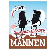 Leuk cadeau voor een aanstaande vader. Zwangerschapsboek voor mannen. www.Millows.nl