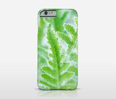 Fern Phone Case, Nature Photography, Green Leaf, Iphone, Nexus, Galaxy, Xperia