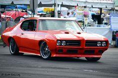 1969 Pontiac GTO Judgemental