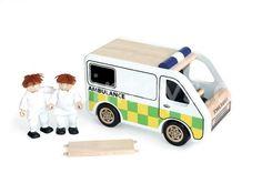 AMBULANCE | Wooden Toys | Pintoy