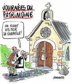 Schvartz  (2016-08-19) France:  Visite surprise!   #JournéesDuPatrimoine