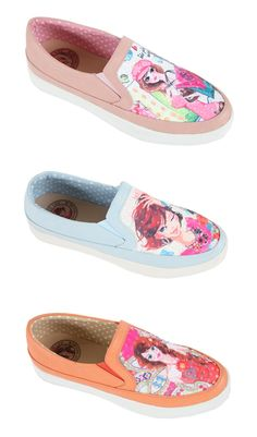 ALLISON SLIP-ONS SHOES by Nicole Lee #nicolelee #shoes