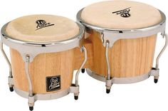CP Bongos are perfect for first-time players and young musicians in elementary and middle school.