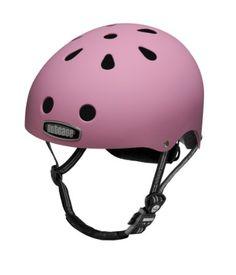 Amazon.com: Nutcase Pretty Pink Matte Bike Helmet, Large/X-Large: Sports & Outdoors