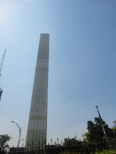 Estela de Luz. Bicentenario de Independencia y Centenario de Revolucion.