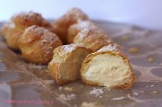 Dunes blanches, la recette des petits choux fourrés qui fait fureur du Cap Ferret à Bordeaux cookies muffins