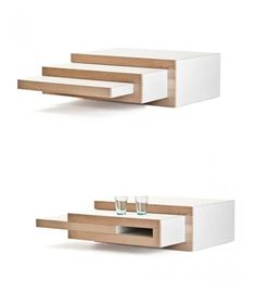 modern coffee table design - Google Search